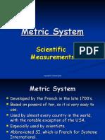edited-metric system