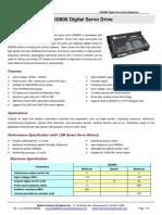 DSD806_ServoDrive_Datasheet(v2.0)