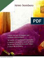 Payaso Bombero de Matias Mackenna
