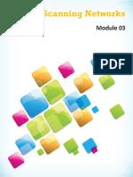 CEHv9 Module 03 Scanning Networks