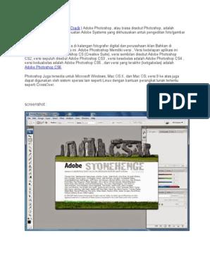 Adobe Photoshop Cs4 Full Crack.docx | Adobe Photoshop | Adobe Creative Suite