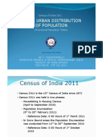 Rural Urban census 2011