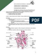 Apostila de Cardiologia e Angiologia I