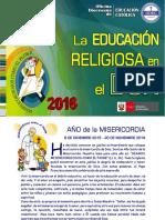 Ed. Relig. Primaria DCN 2016 ODEC