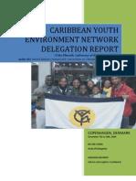 COP 15 CYEN Delegation Report