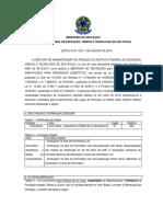 Edital 611 16 Procseletivo Infarqeredes Hto