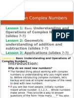 3.1 Complex Numbers Extra (1)