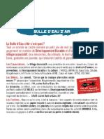Bulle D'Eau Z'air 18ème Festival