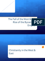 fall of west and rise of east compressed
