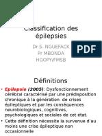 Classification Des Épilepsies-Socaped Limbé 2009