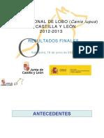 Censo Del Lobo 2014