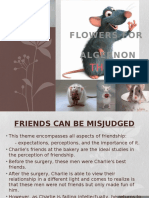Flowers For Algernon Themes