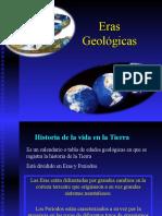 Eras Geologicas y Vida