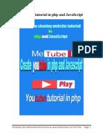 YouTube Tutorial