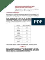 Cálculos de área ou de volume.doc