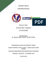 Endometriosis Referat