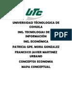 Ing Economica Conceptos Mapa Conceptual