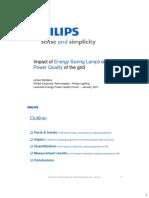 LED Power Quality Energy Saving Lamps