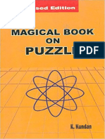 Magical Book on Puzzles by K Kundan No Watermark