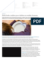 Study Finds 2 Million Poor Children in Wealthy Germany _ Germany _ DW.com _ 12.09