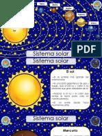 Sistema Solar Carteles Didácticos PDF