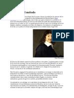 Resumen Descartes