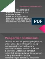 GLOBALISASI TERHADAP IPTEK.pptx