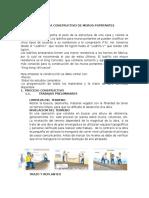 PROCESO CONSTRUCTIVO MURO PORTANTE
