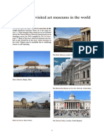 List of most visited art museums in the world.pdf