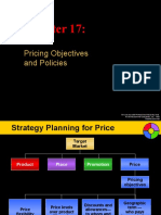 Chapter 17 - Pricing Objectives & Policies
