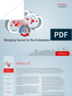 Oracle Social Network eBook