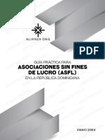 Guía Práctica de ASFL en República Dominicana