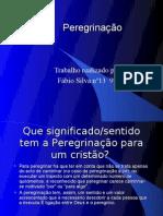Peregrinação-Fábio(9ºB)