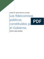 Exposicion Fideicomiso