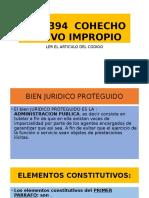 Exposicion Oral de Penal IV a Colores