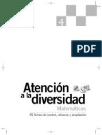 Diversidad Mates 4