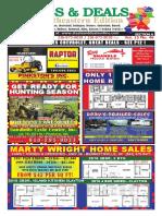 Steals & Deals Southeastern Edition 9-15-16