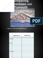 plymouth and jamestown ppt