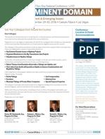 CLE International - Eminent Domain (Las Vegas, Sep. 29-30, 2016)
