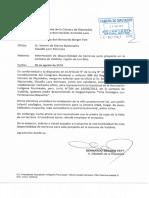 Berger solicita a Seremi Bienes Nacionales indicar factibilidad de terreno para emplazar villa ecológica de Asoc. Indígena Peumayén
