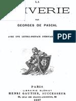 La Juiverie - Georges de Pascal