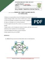 Tipos de Redes Segun Su Topologia