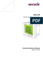 Elite 440 Technical Reference Manual BGX501-728-R04