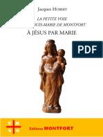 A Jesus Par Marie - Jacques Hubert