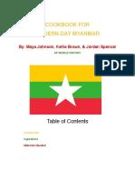 Myanmar Assignment