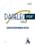 9 Presentation CPC 100