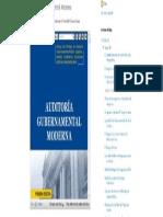 Libros Favoritos- Auditoria Gubernamental Moderna