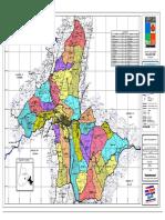 Division Politico Administrativa de San Gil