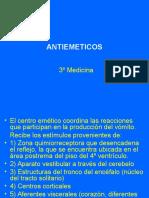 2015 Antieméticos