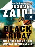 Black Friday_ the True Story of - S Hussain Zaidi